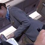 大阪空港を出発したアイベックス便で警告表示大阪空港へ引き返す